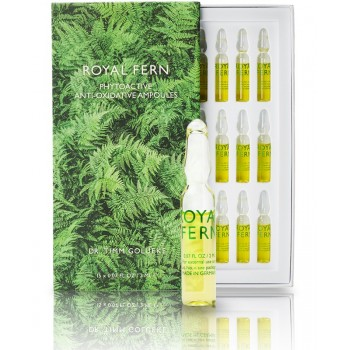 PHYTOACTIVE ANTI-OXIDATIVE AMPOULES