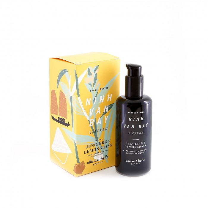 Travel Series Body Oil